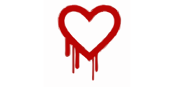Heartbleed – first bug with own logo!