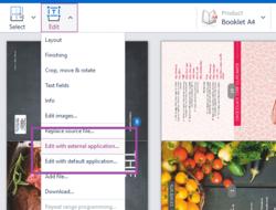 Wieder verfügbar: Bearbeiten von Dokumenten mit externen Programmen