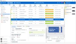 Neue und verbesserte Benutzeroberfläche von AccurioPro Flux