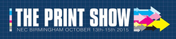 Logo of The Print Show 2015