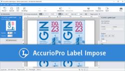 AccurioPro Label Impose: Softwaretool für den Etikettendruck