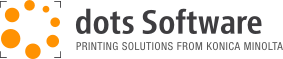 dots Software: Printing solutions from Konica Minolta