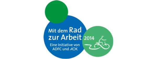 Logo der Aktion Mit dem Rad zur Arbeit
