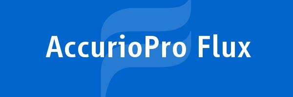 New brand name: AccurioPro Flux