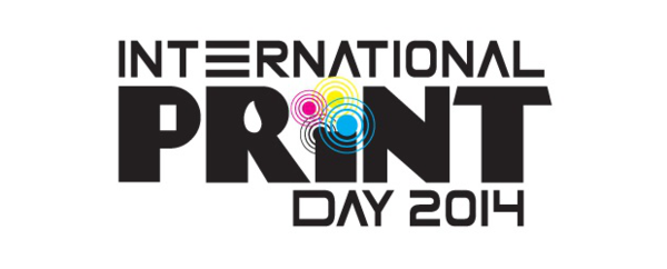 Logo des International Print Day 2014
