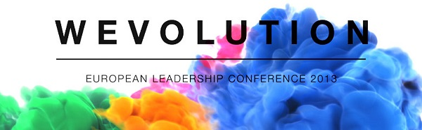 Motto of ELC 2013: Wevolution