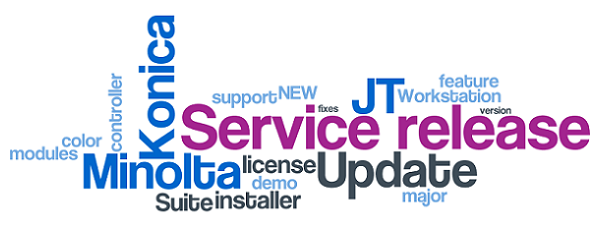 Konica Minolta JT Suite 6: Service release available