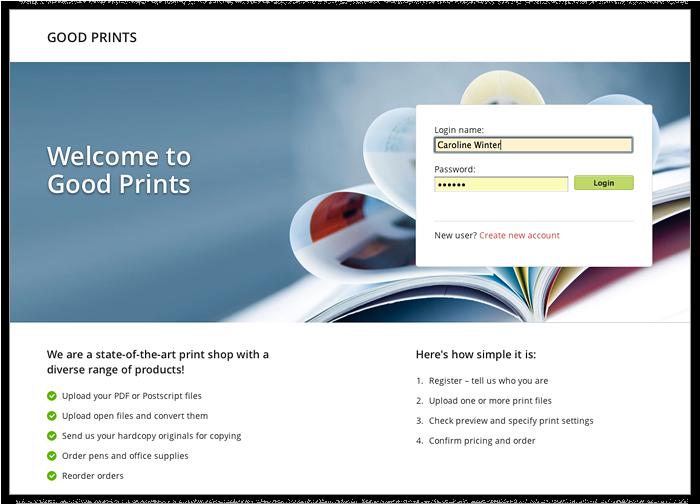 print workflow user roles user groups dots software. Black Bedroom Furniture Sets. Home Design Ideas